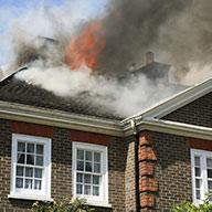 woonhuis brand
